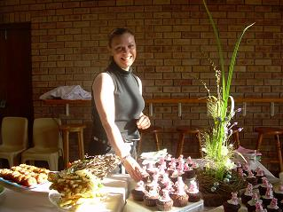 Durbanville Flower Club- Tea Hostess