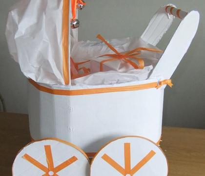 Baby Stroller Gift Hamper