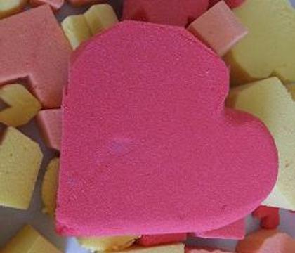 Rainbow Oasis Hearts