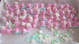 Durbanville Flower Club- flower pigs