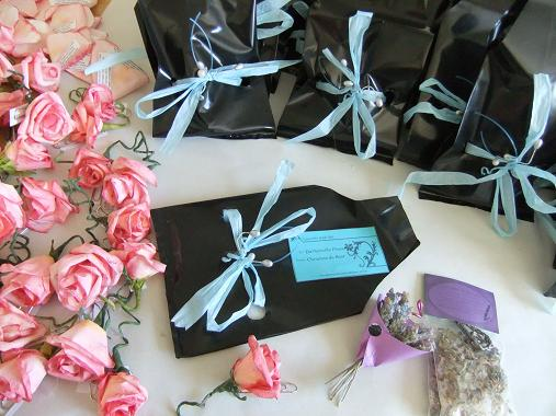 Durbanville Flower Club Parting Favors