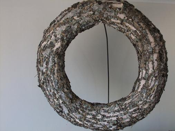 Bark Wreath