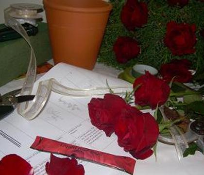 Workshop: Floral Design skills for flower enthusiasts