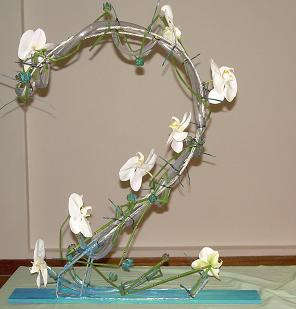 Floral Art Demonstration 2010 2