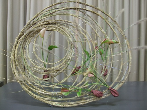 Designs - Nuts and Bolts of Floral Art Mechanics