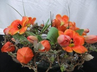 A Floral Fable:  Mood Design