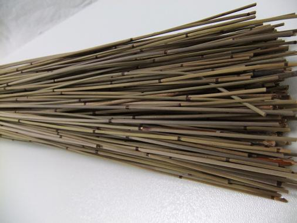 Mikado Reed sticks.