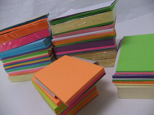 Super Sticky Post-it Notes.
