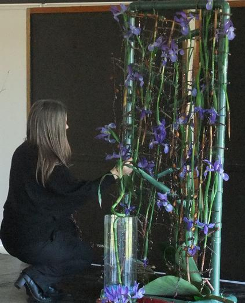 Floral Art Demonstration- Desalination