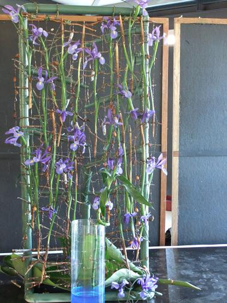 Floral Art Demonstration:Desalination Design
