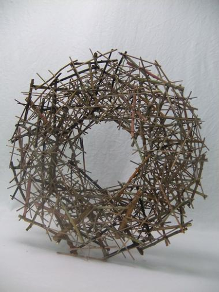Stacked Twig Roundabout.