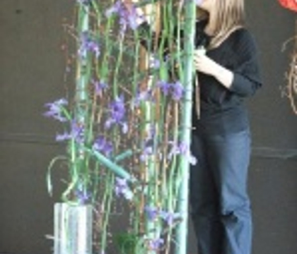 A Floral Art Demonstration by Floral Trends Design Group