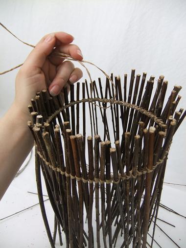Tutorials Funnel shaped pick up sticks armature