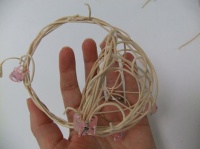 Tiny Rattan Basket