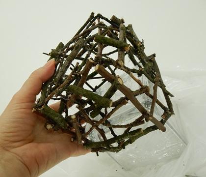 Square Twig Cube