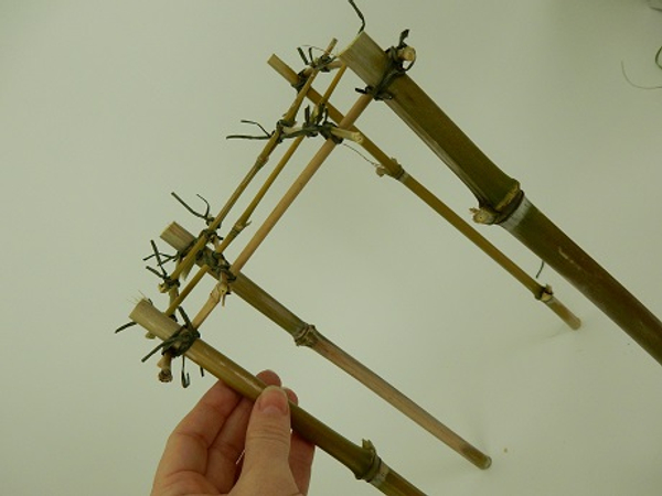 Set the armature upright