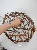 Disk Twig Armature