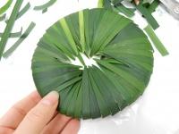Fold a Grass Disk