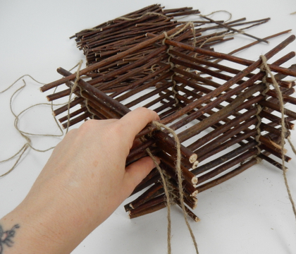 Stack a Twig Enclosure