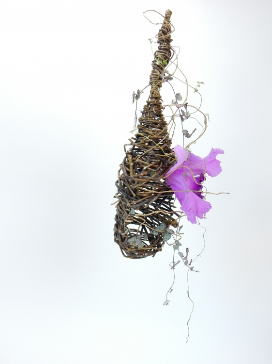 Willow nest armature