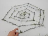 Acrylic Spiderweb