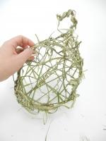 Weave a bird nest