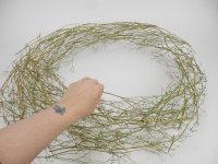 Barely there Wreath armature