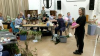 Biomimicry Demonstration and Workshop at the Floral Trends Design Group, South African Flower Union