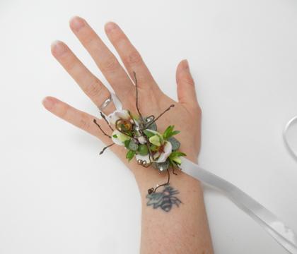 Hand Corsage