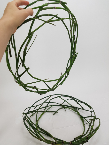 Craft a second wreath