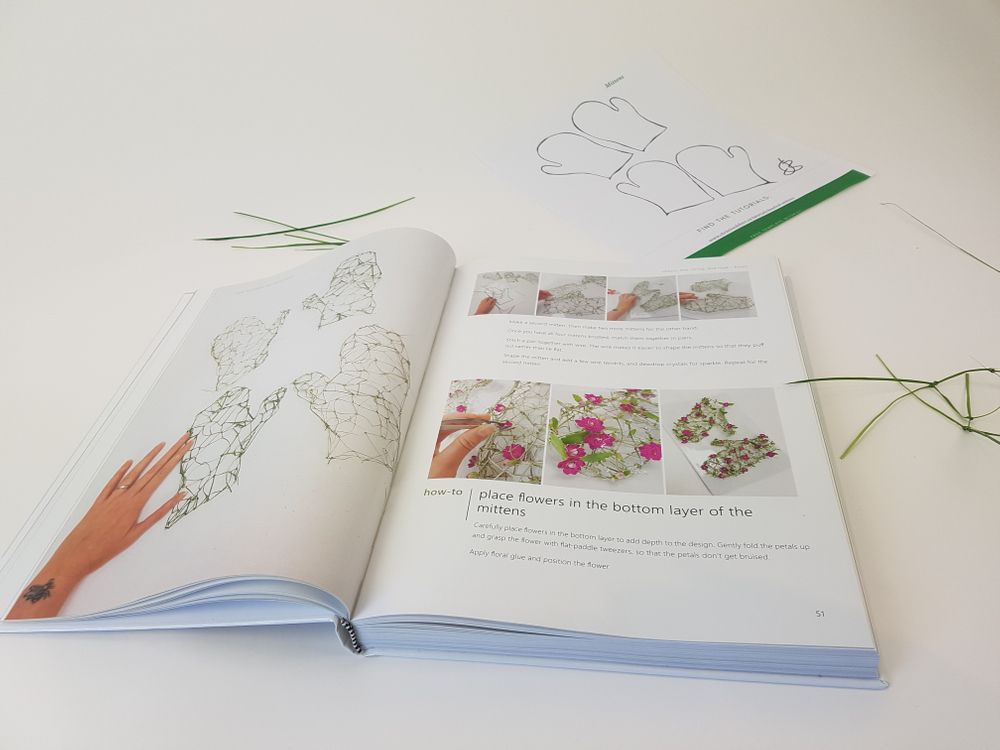 The effortless floral craftsman book by Christine de Beer