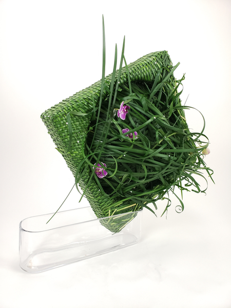 Organic crafting with plant material tutorials