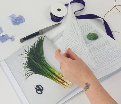 The effortless floral craftsman - a floral crafter's guide to crafting with nature