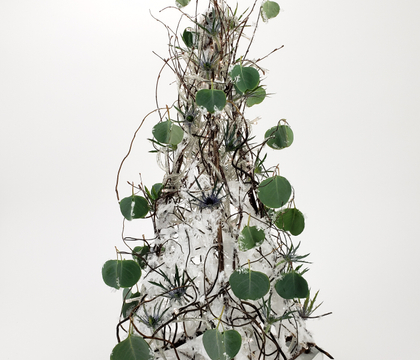 A Very Merry eucalyptus bauble Christmas!
