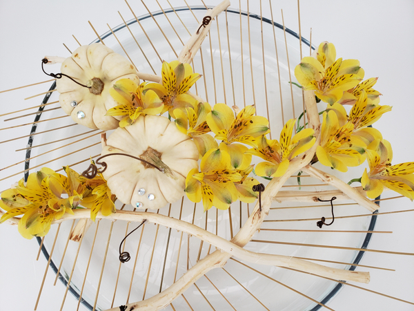 Sustainable and long lasting floral armature design Tutorials